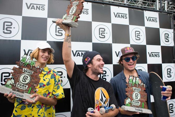 Pedro Barros Claims Triumphant Win at Vans Park Series Brazil