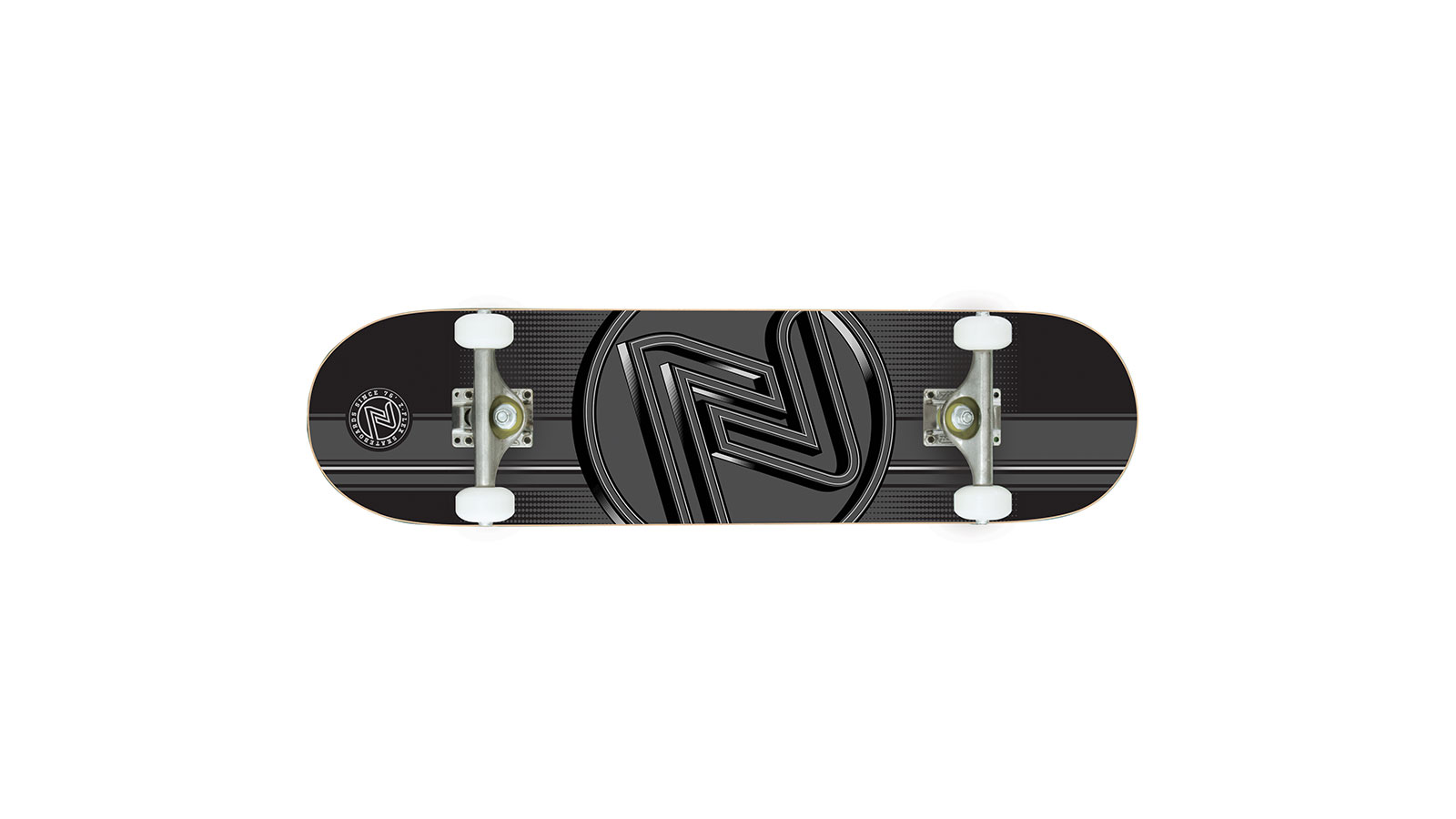Z Flex Black Hex skateboard