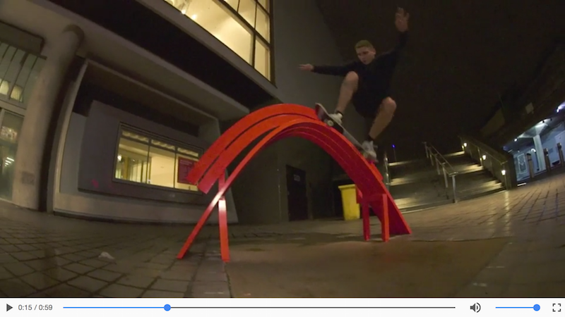 get cheap 006fe a54eb Adidas Skateboarding Releases Trailer for Skate Video London, Meantime -  Boardsport SOURCE