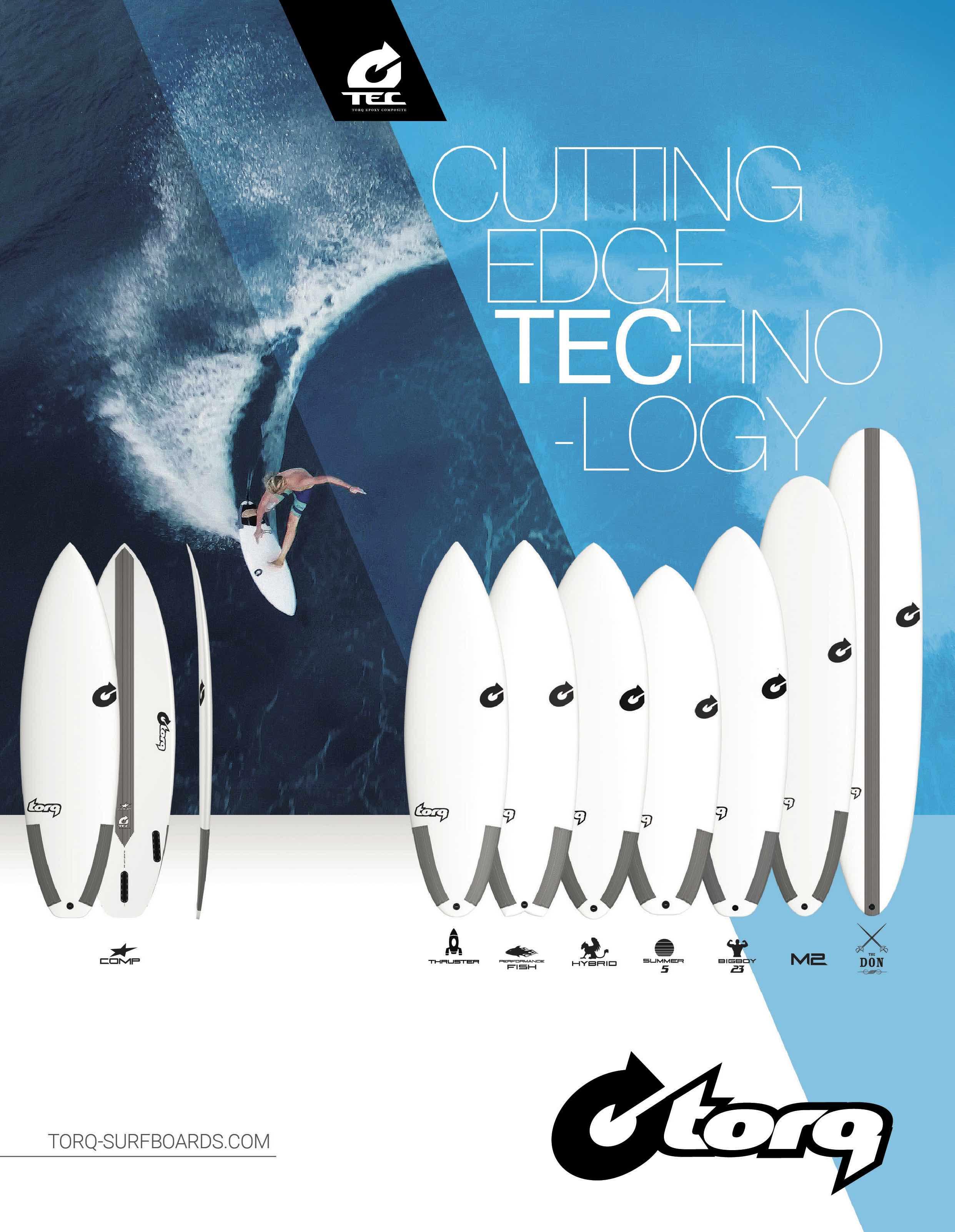 86 Torq SURF