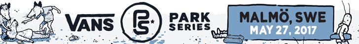 Vans Malmo Park Series
