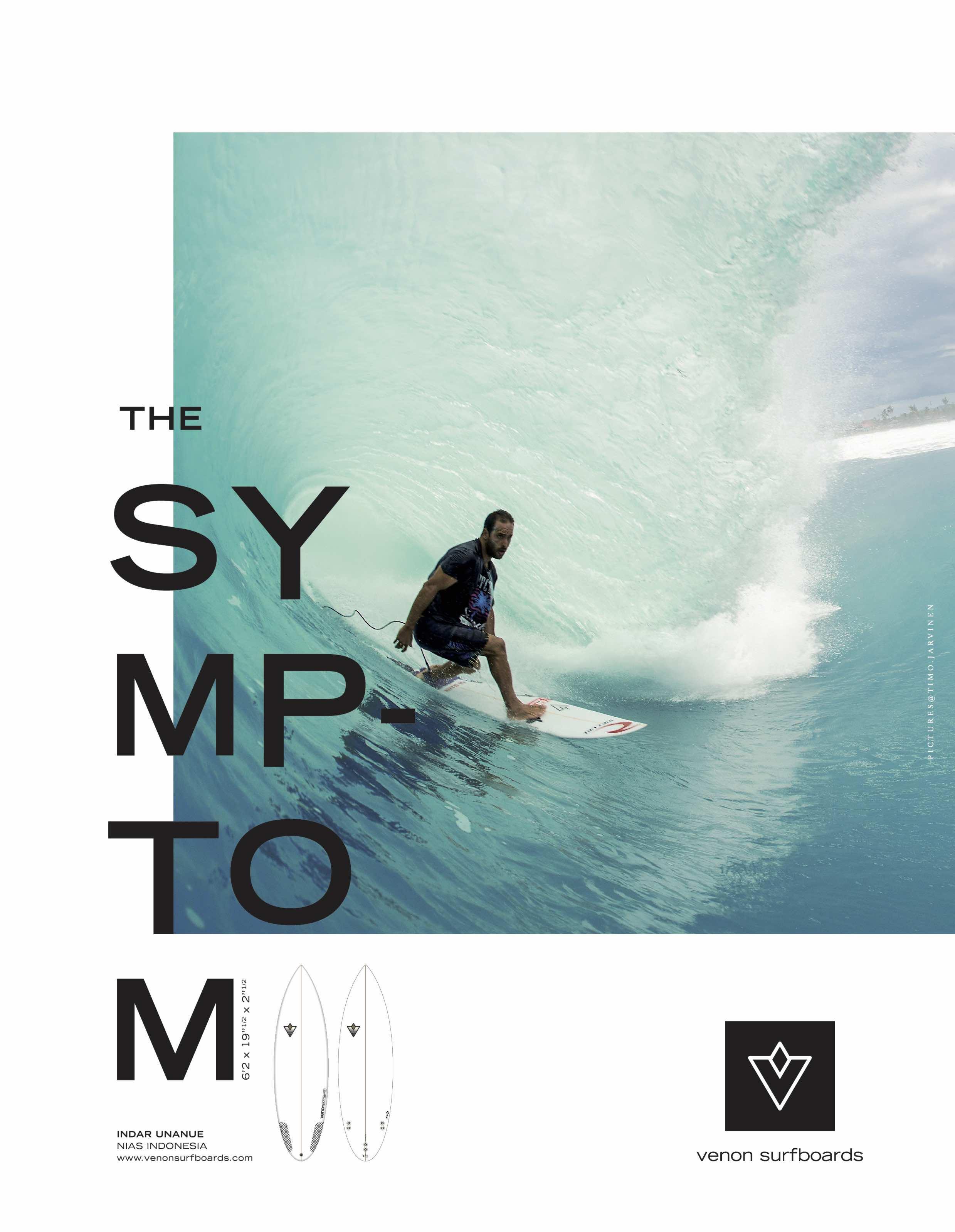 86 Venon SURF