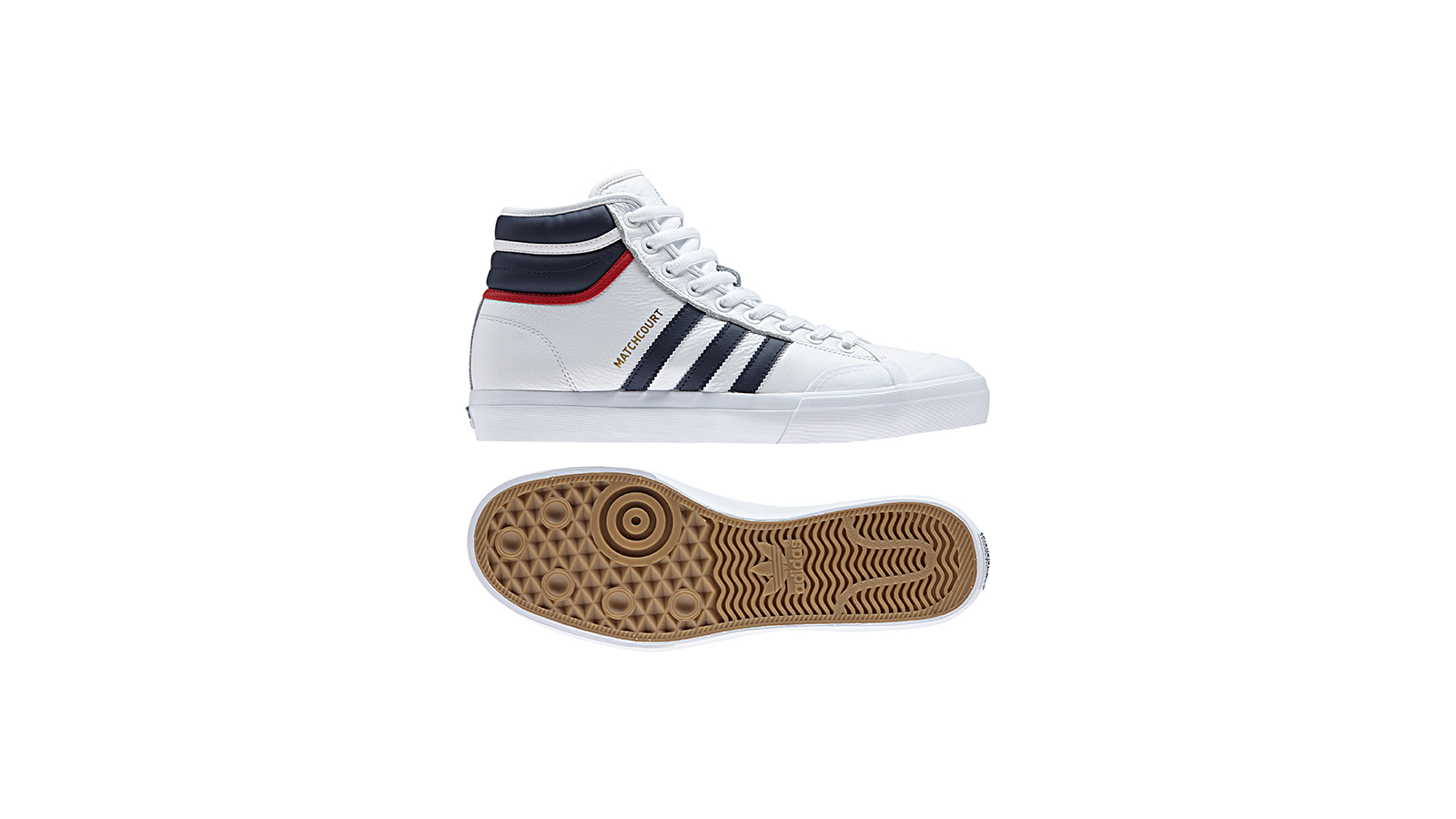 Adidas Matchcourt High RX2 - New Product - Boardsport SOURCE 9d5d07239