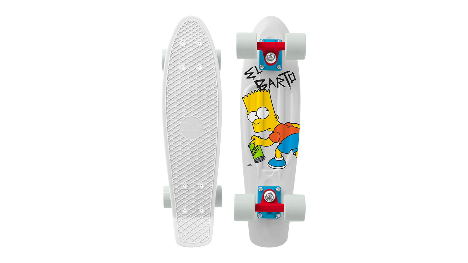 Penny Skateboards The Simpsons Collaboration