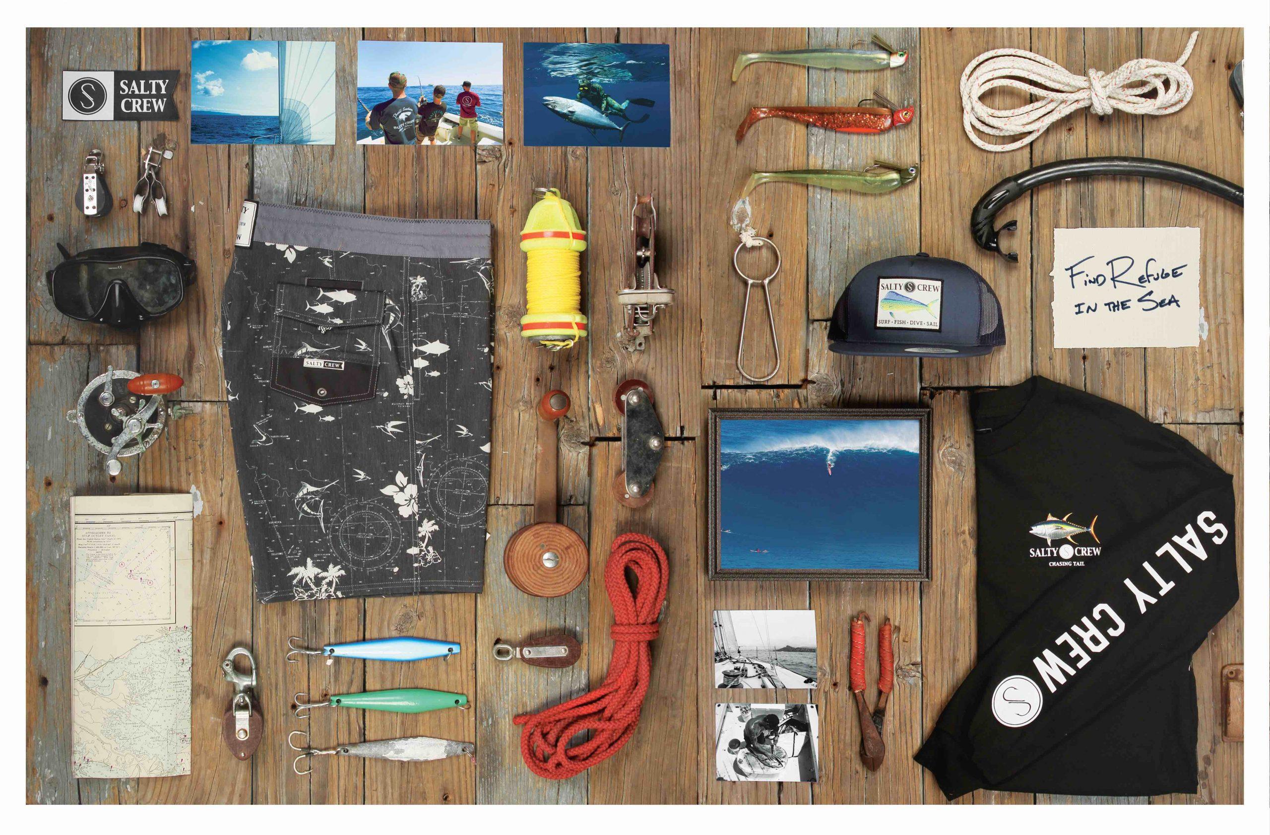 87 Salty Crew SURF