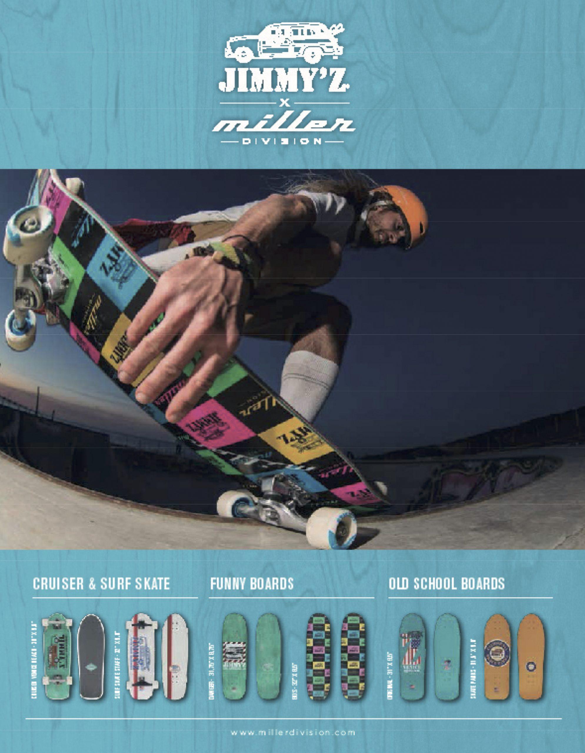 87 Miller SKATE