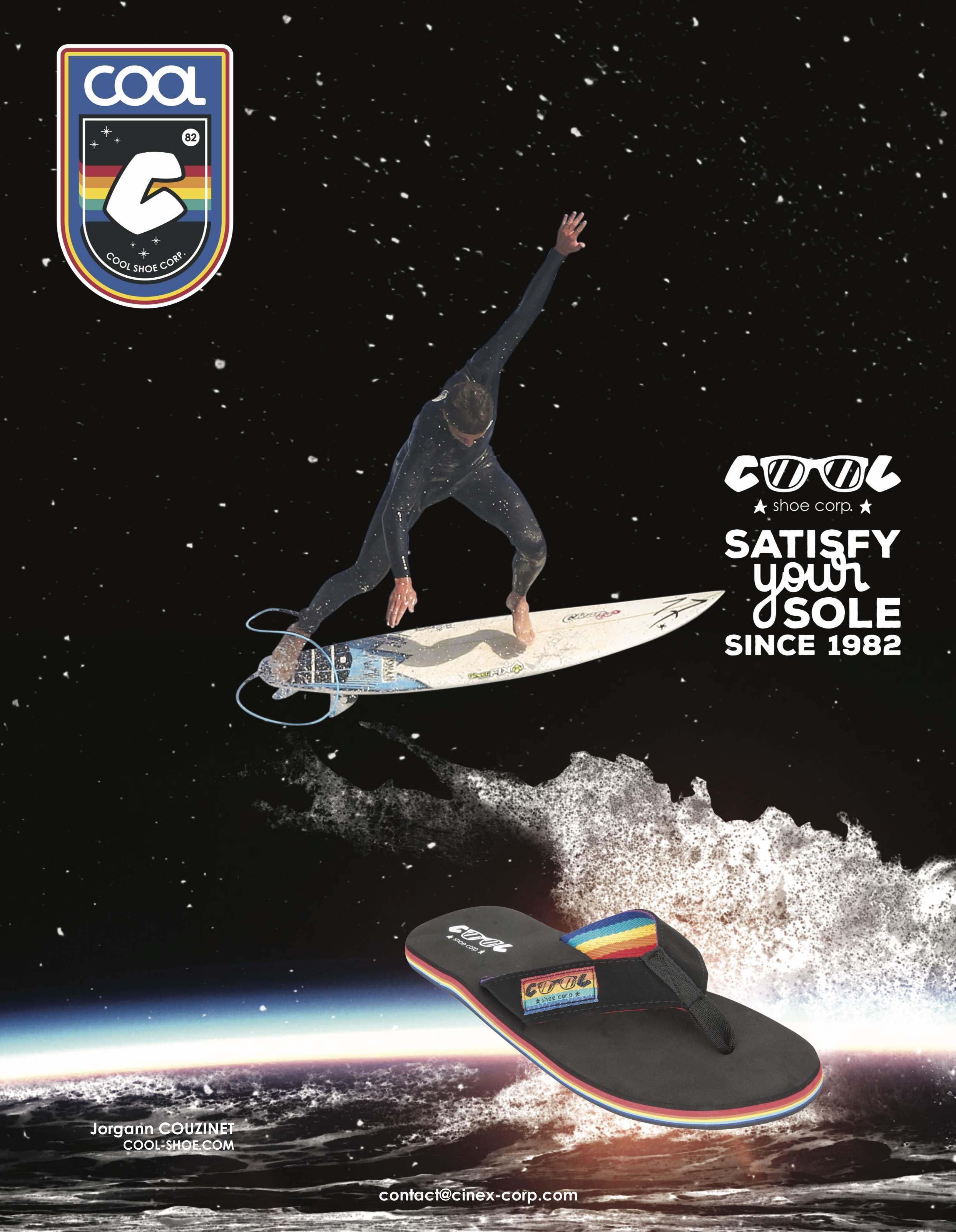 87 Cool Shoe SURF