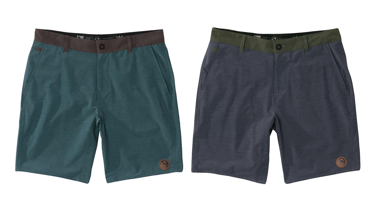 Basin Hybrid Shorts