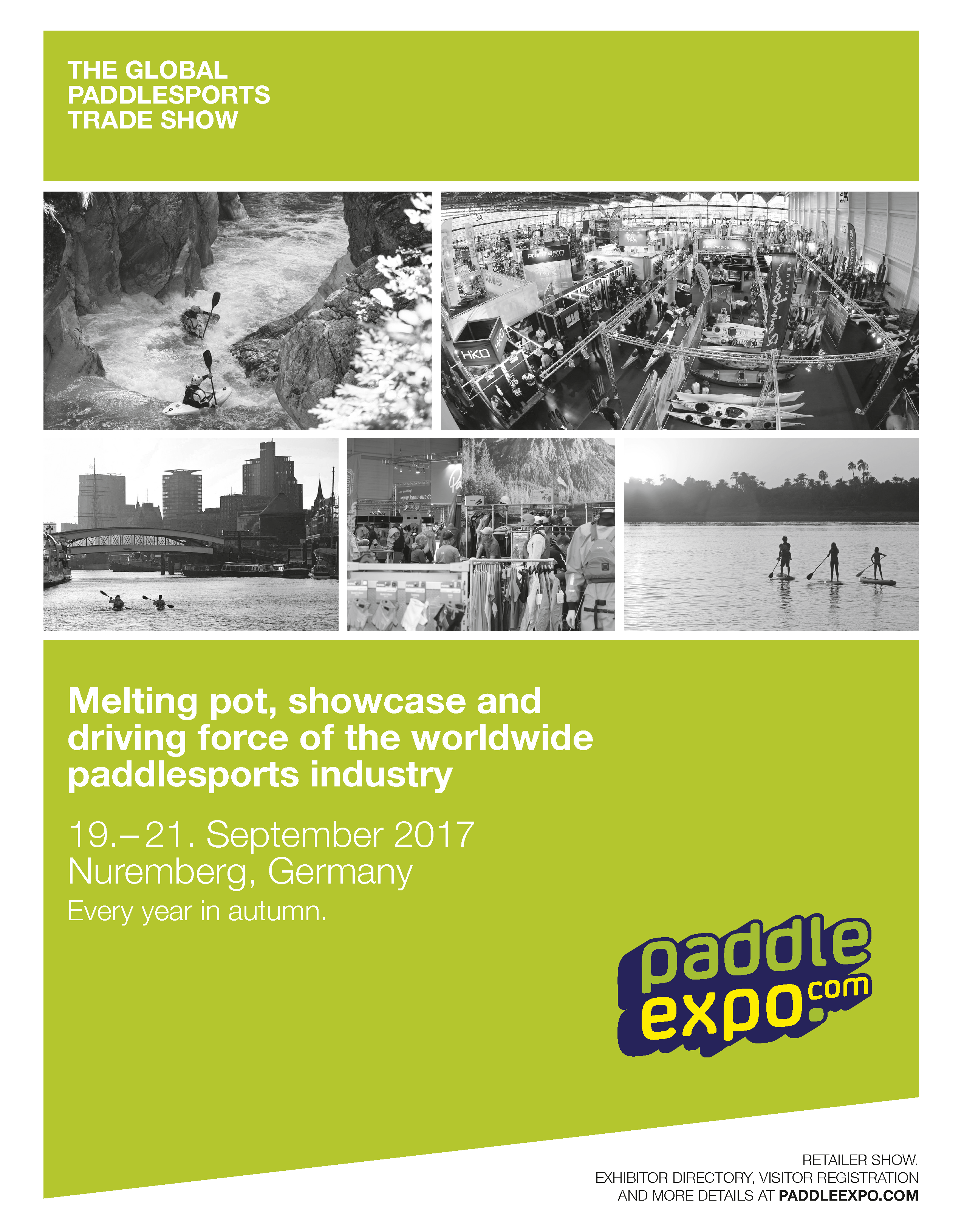 87 Paddle Expo TRADE