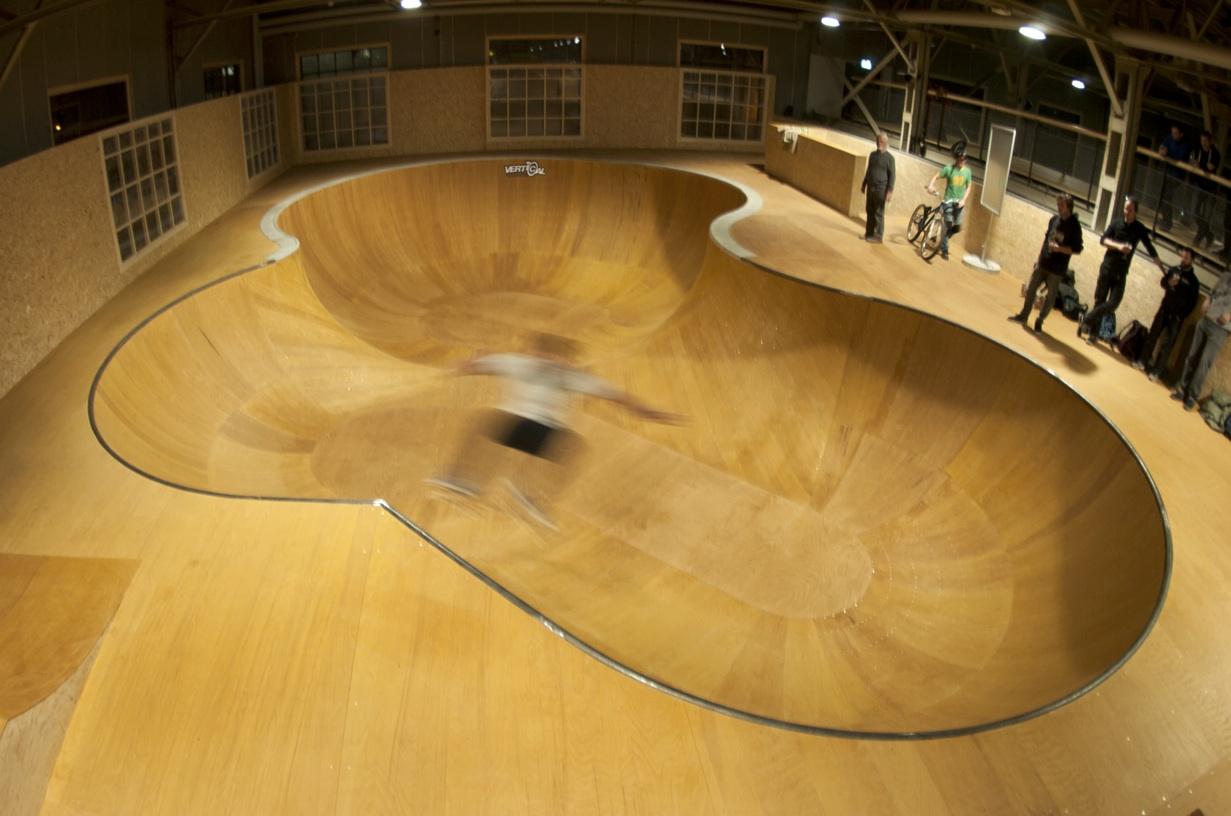 Vertical Skateparks
