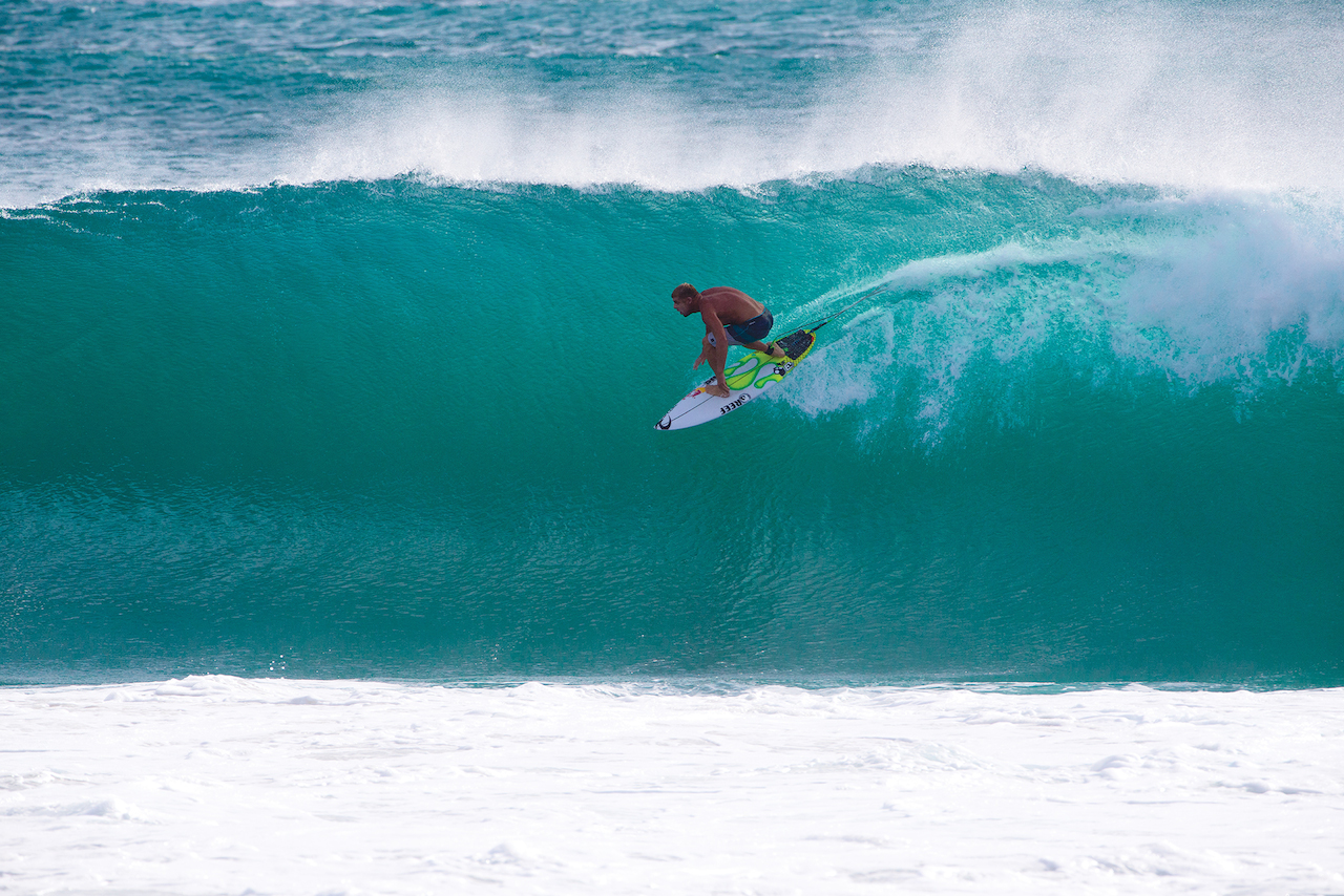 Mick Fanning Creatures of Leisure