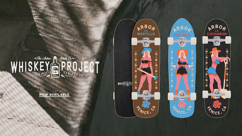 Arbor Skateboards Legacy Series Thumbnail