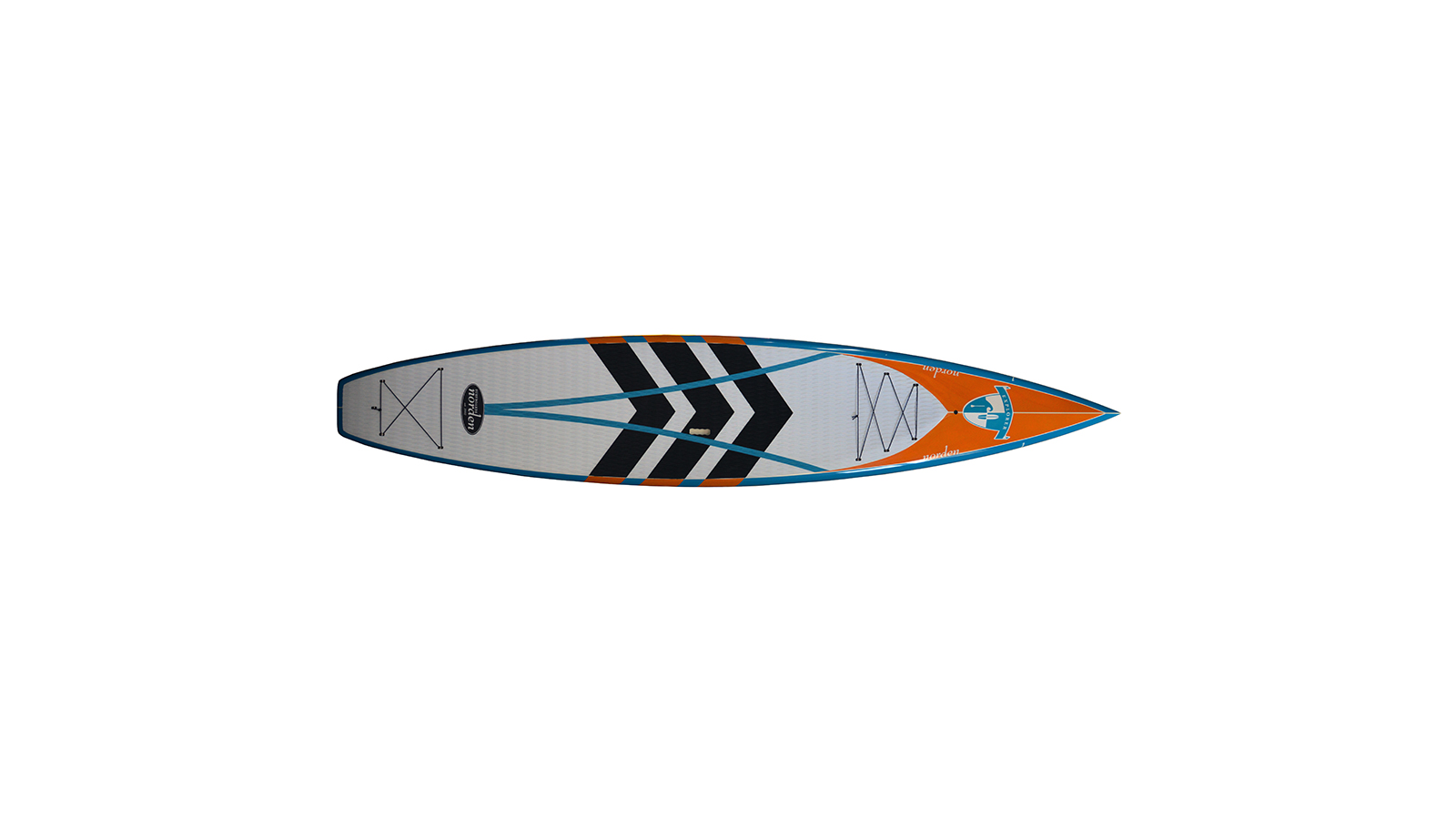 Norden Explorer Touring Paddle Board3