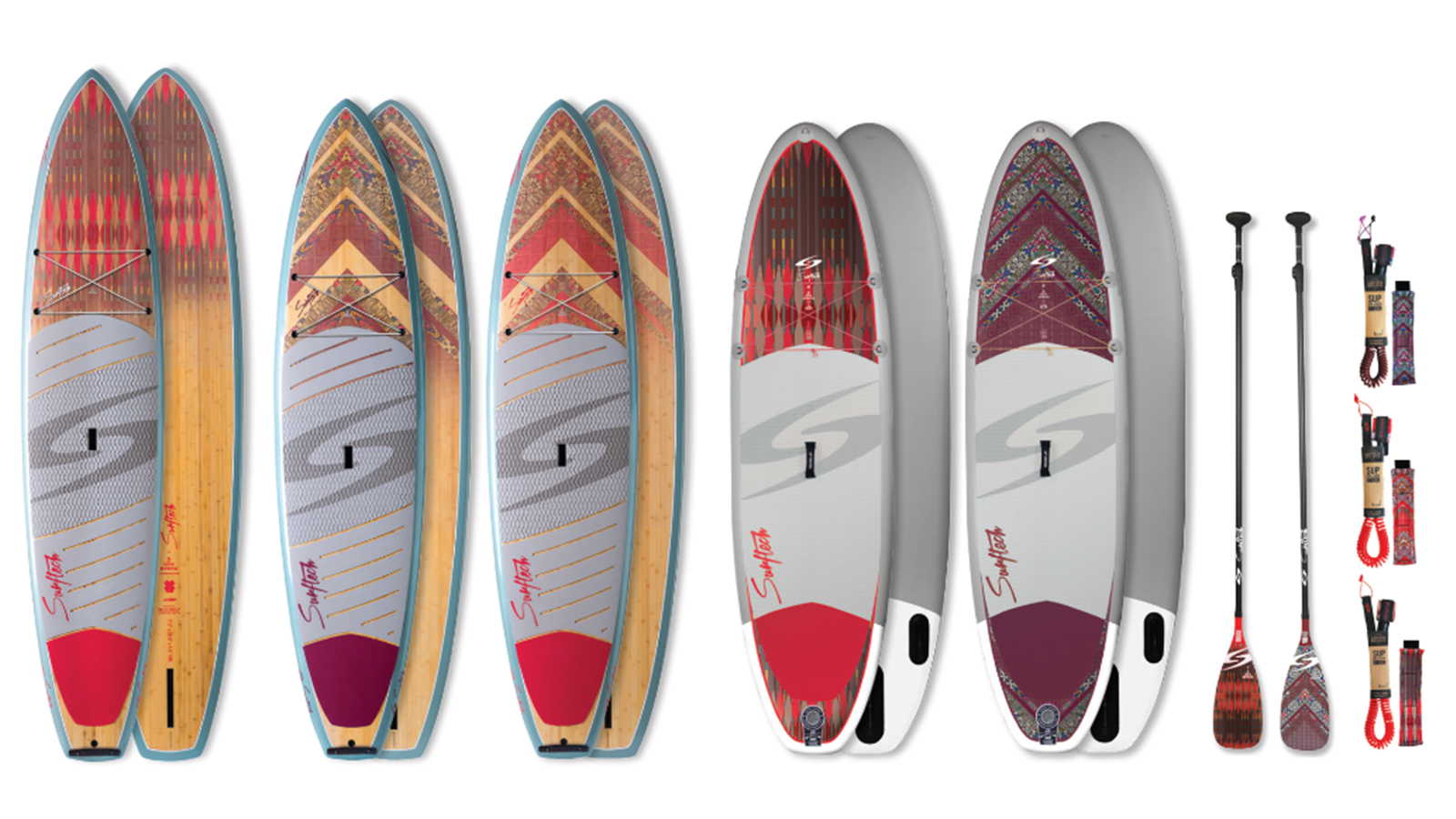 Surftech And PrAna Unveil Their Women-Specific Paddle Board Line ... 6faca5307