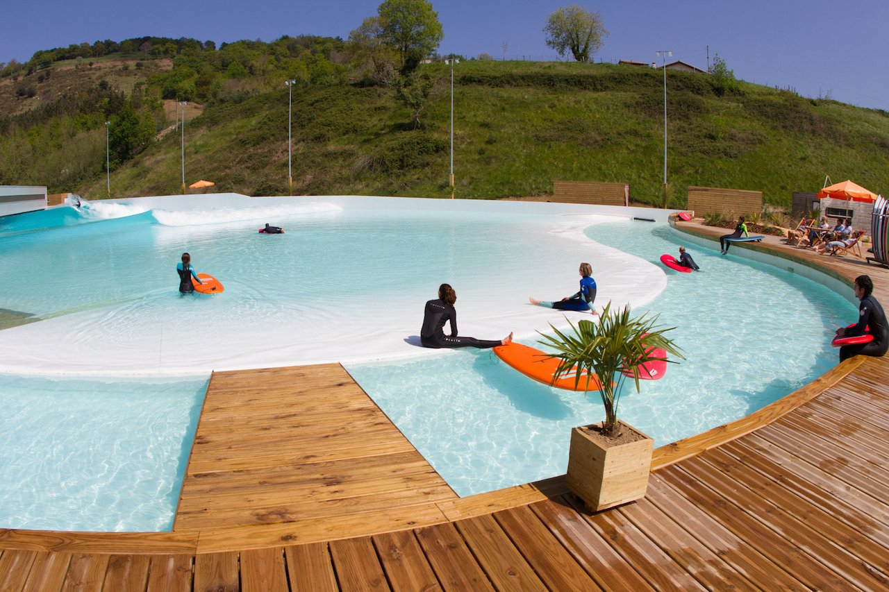 Wavegarden / Pacotwo