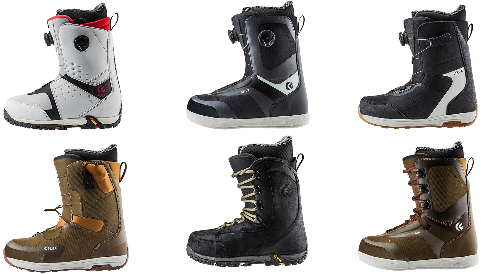 Flux Snowboard Boots