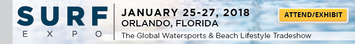 Surf Expo January 2018 Banner