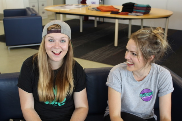 Susie and Sophie Co-Founders
