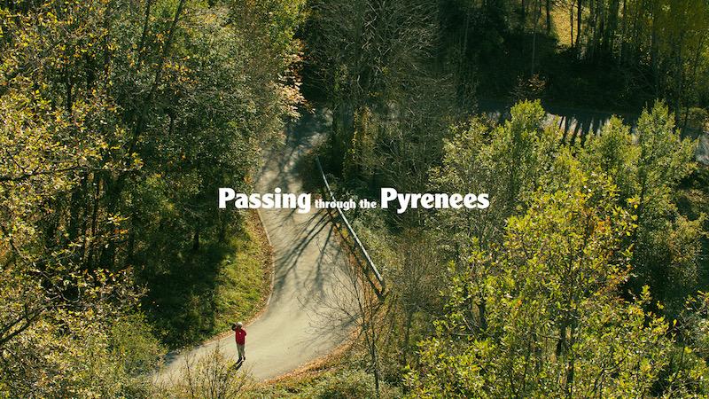 Arbor Skateboards Axel Serrat Passing through the Pyrenees Thumbnail