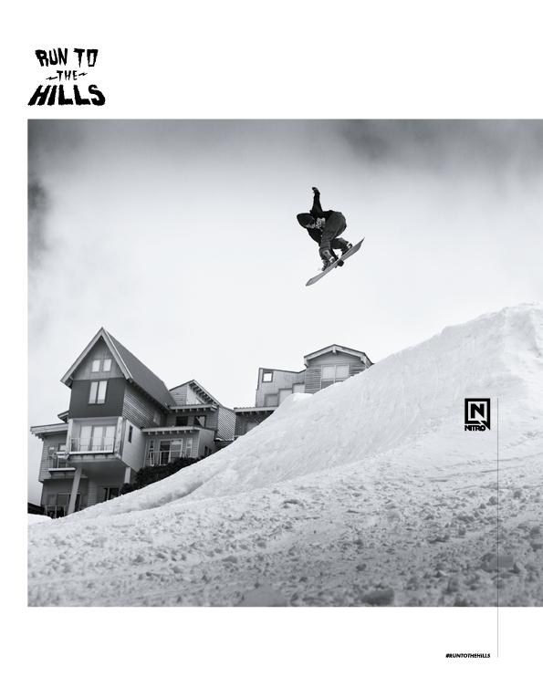 89 Nitro snowboard