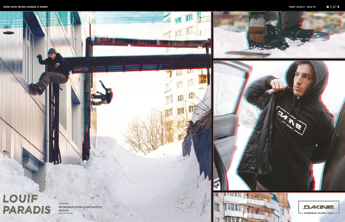 89 Dakine snowboard