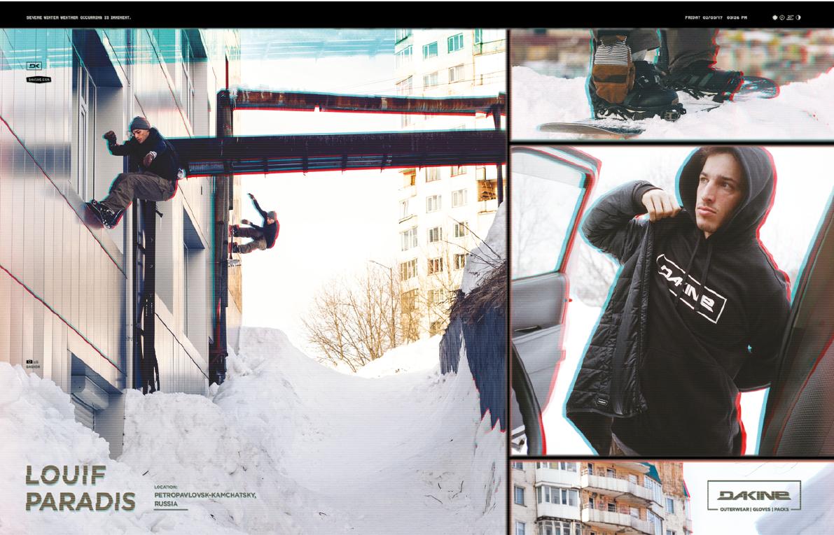 90 Dakine Snowboard