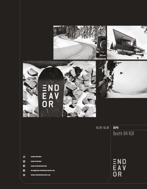 90 Endeavor Snowboards