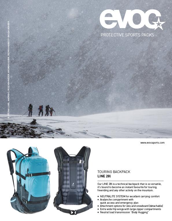 89 evoc backpack