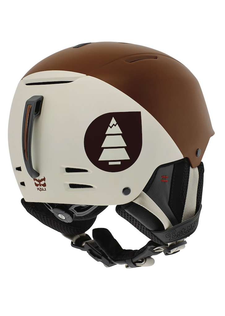 Picture Unity Helmet in Brown