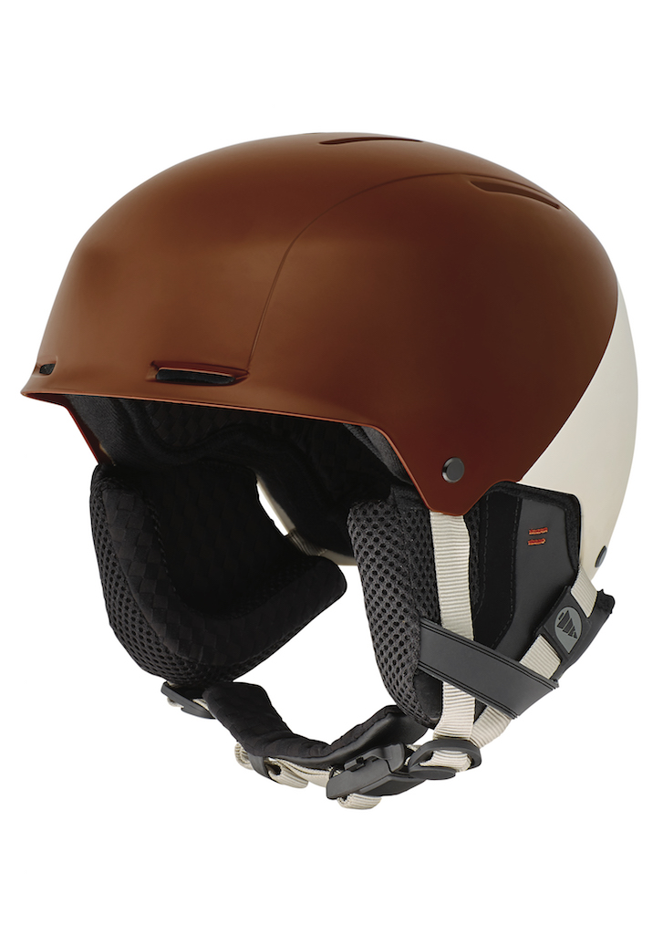 Picture Unity Snow Helmet in Brown