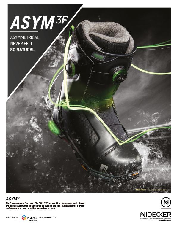 90 Nidecker Snowboard boots