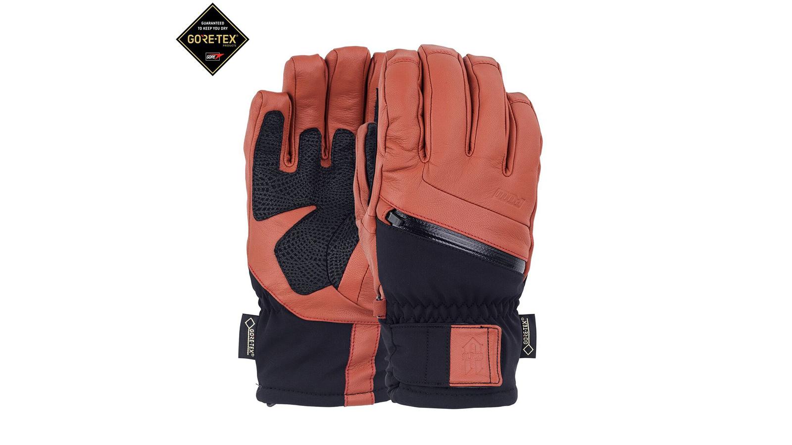Pow alpha g auburn gloves