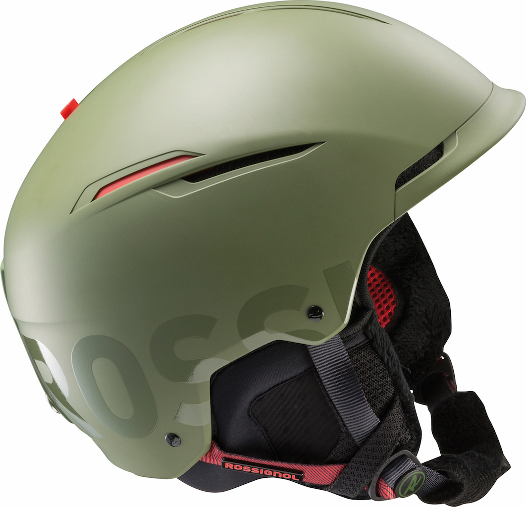 Rossignol Templar Impacts Helmet in Kaki