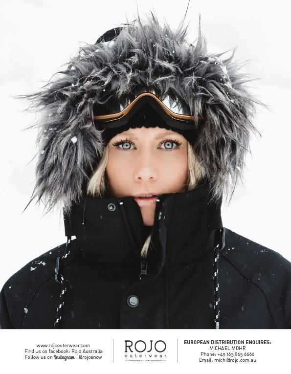 90 Rojo Women's snowboard outerwear