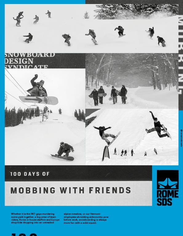 90 Rome Snowboard
