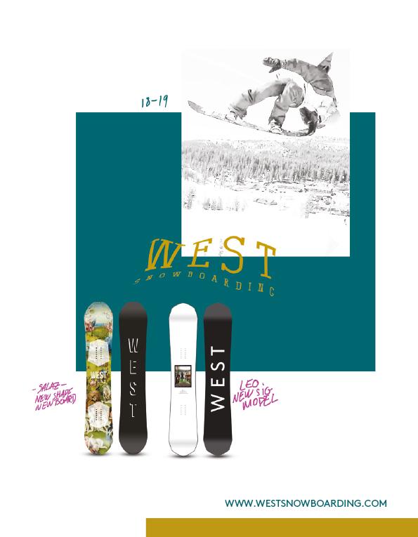 90 West Snowboards