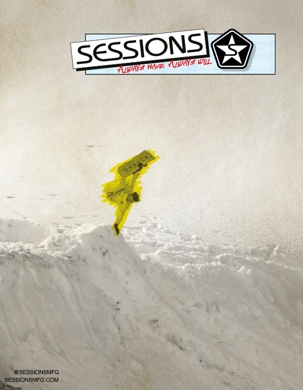 90 Session Snowboard