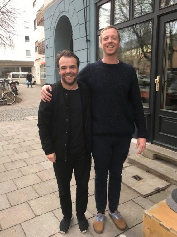 Matt & Benedek