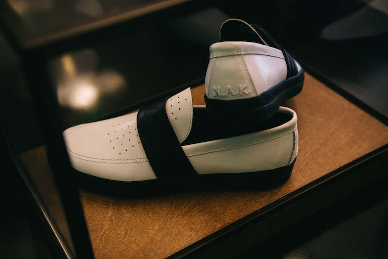 on sale 66fb8 953f6 The Nak-apulco, a shoe from adidas Skateboardings collab with Brooks  Brothers