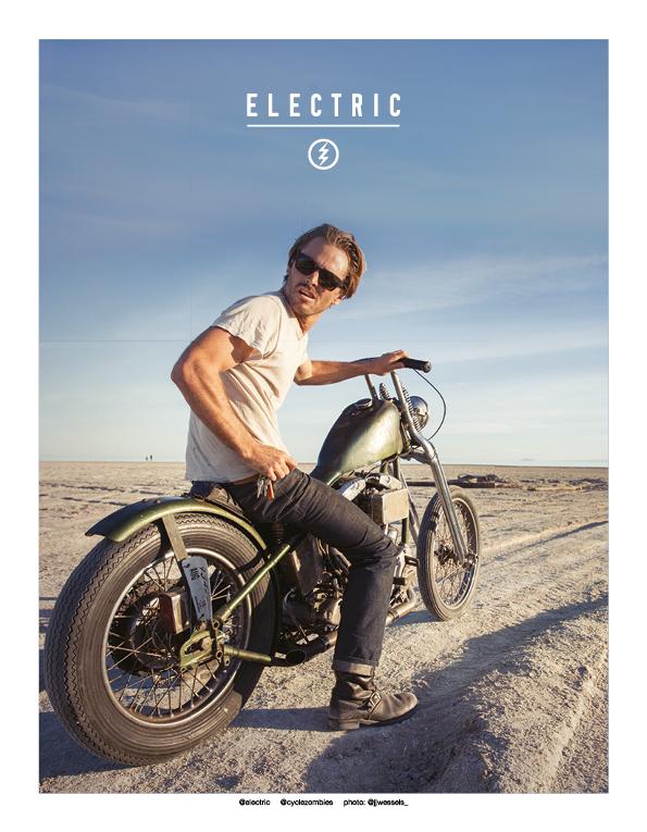 91 Electric Sunglasses