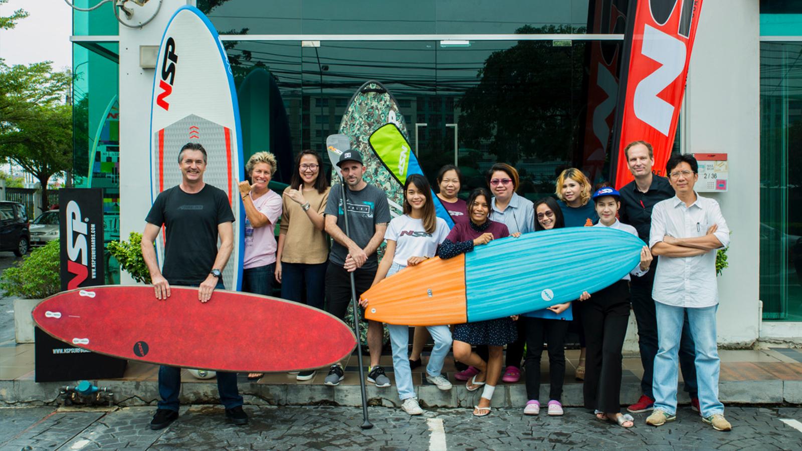 NSP-SURFBOARDS