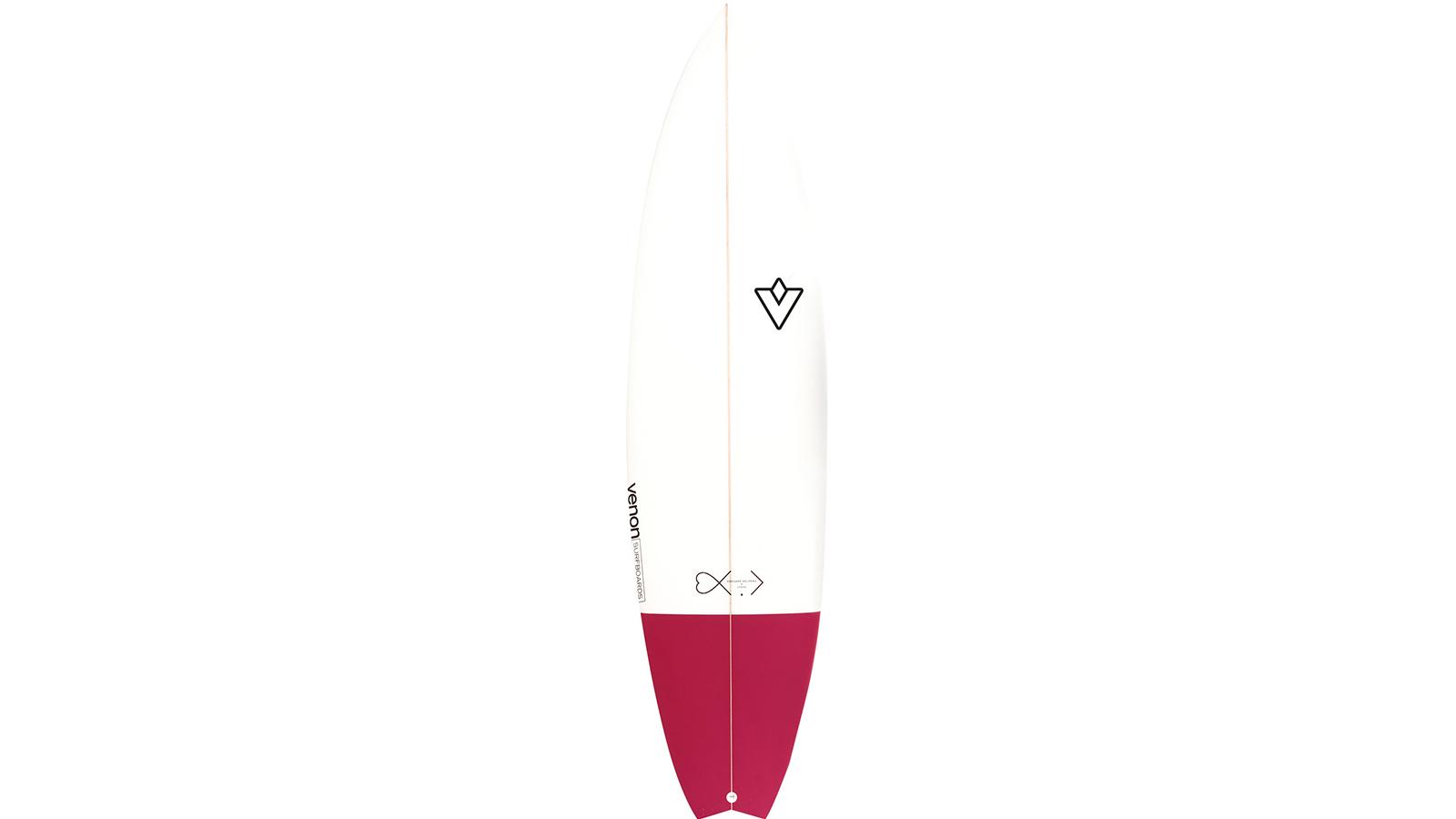 ABF0511009-VENON-EDV2-WHITE-BURGUNDY-Front