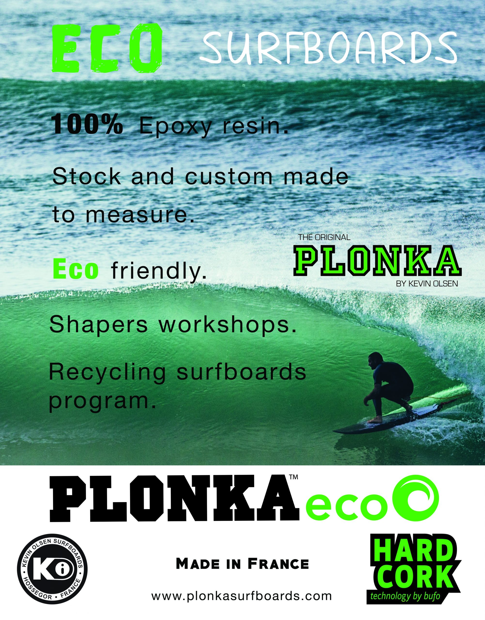 91 Plonka Surfboards