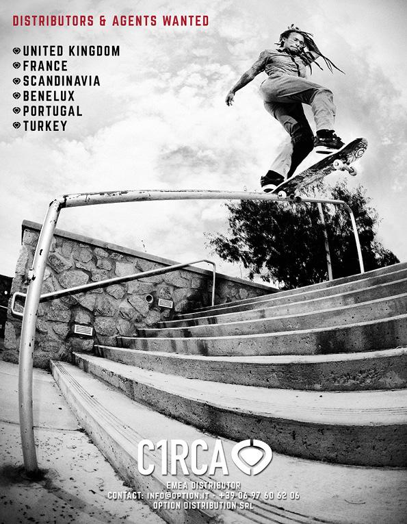 92 Circa Skateboards
