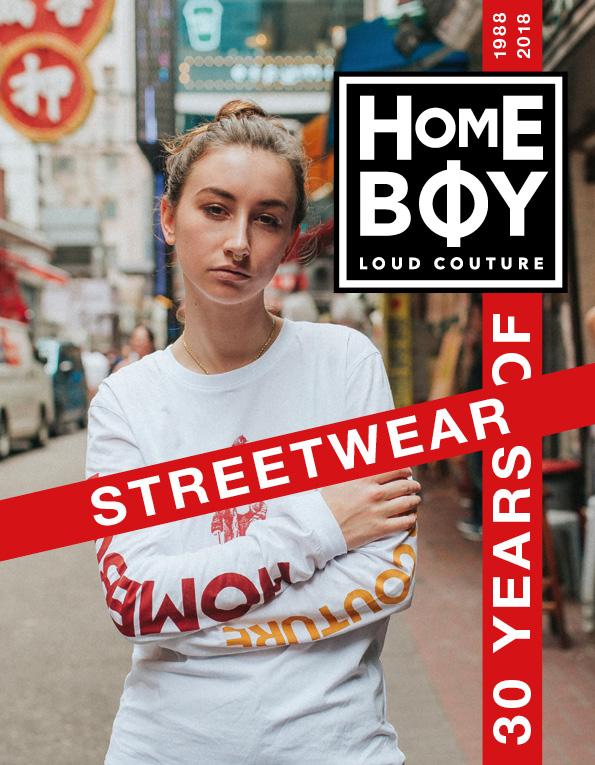 92 Home Boy Clothing
