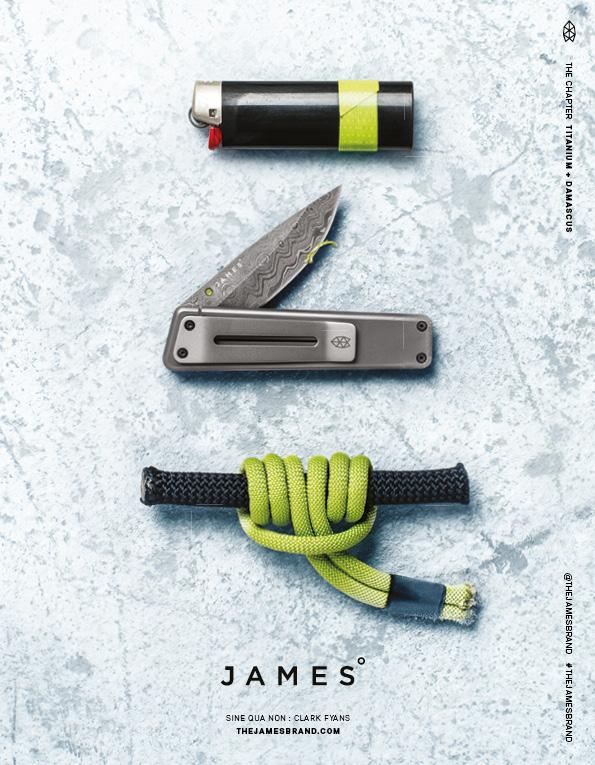 92 James Brand Accessories