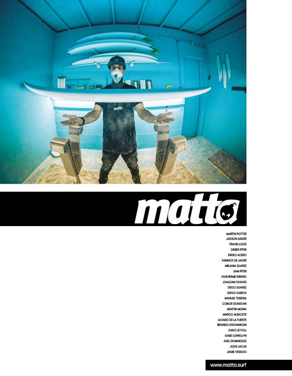 92 Matta Surfboards