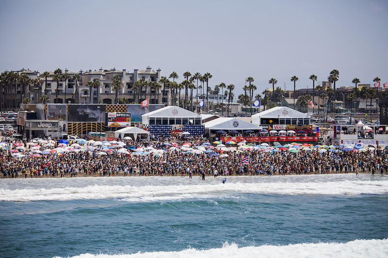 9851151f1e43fd Vans US Open Of Surfing To Gather World s Best Action Sports ...