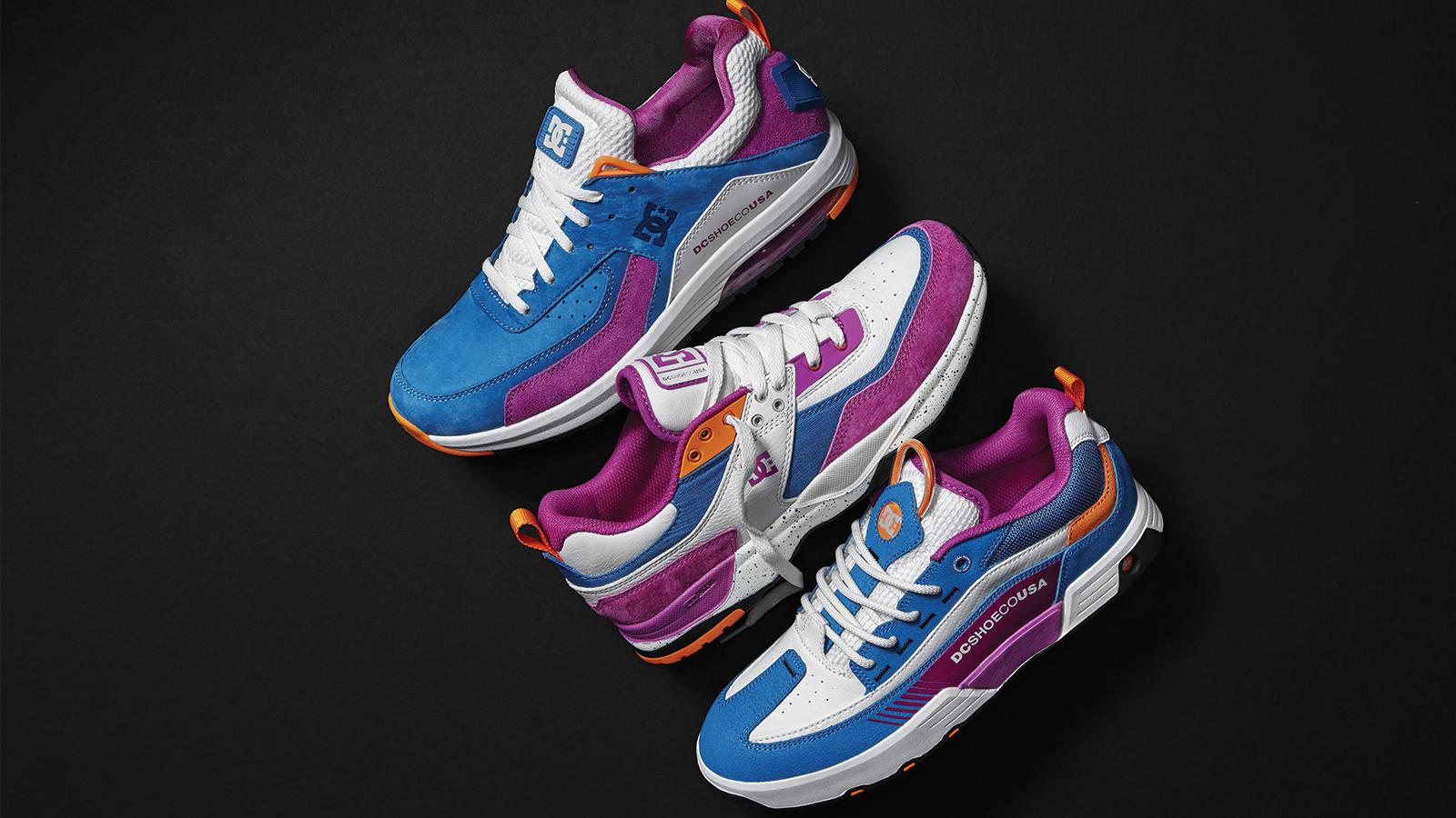 cheap for discount 0c2b3 635e1 DC Shoes SS19 Skateboard Footwear - Boardsport SOURCE