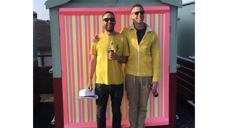 Ed Leigh & Matt Barr